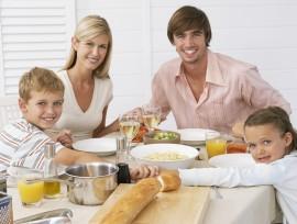 Диета и семья: 10 советов худеющей хозяйке