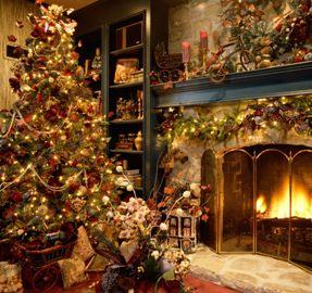 Новогодняя елка по фен-шуй или ваш заказ на год, который будет выполнен. Место для новогодней елки и украшения