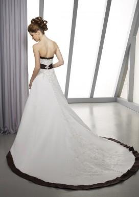 Светофор секс в свадебном платье