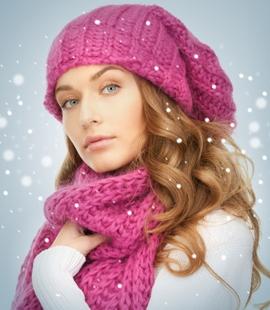 Как сделать зимний макияж идеальная
