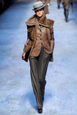 Модные женские куртки осень зима 2010 2011