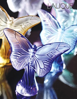 Lalique – хрустальная красота ароматов