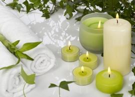 Магическое значение цвета свечи