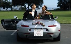 «Машины» на свадьбу: модные тренды и необычные варианты