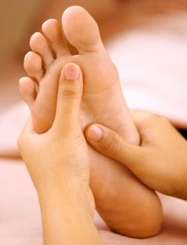 Массаж ног: приятно и полезно