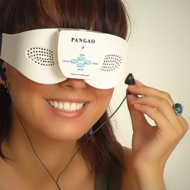 Массажеры для глаз - профилактика проблем со зрением и релаксация