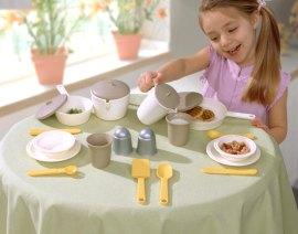 Многоразовая пластиковая посуда для вашей кухни