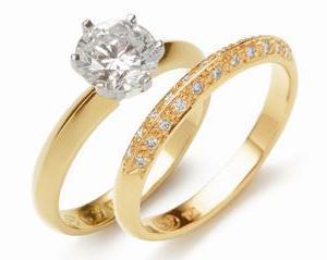 обручальные кольца фото с камнями
