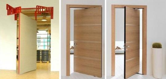 оригинальные межкомнатные двери фото