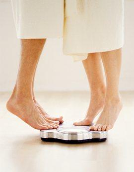 Нормализация обмена веществ при похудении