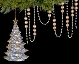 Новогодние игрушки 2011 и модные елки
