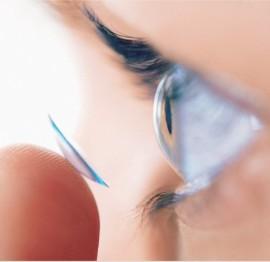 О выборе и ношении контактных линз. Модный тренд на цветные линзы