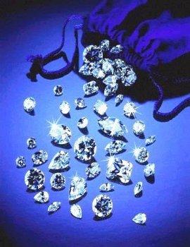 Обручальное кольцо с бриллиантом: только подлинная драгоценность