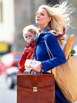 Тайм-менеджмент - организация времени для молодой мамы