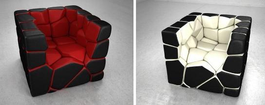 оригинальная необычная мебель фото