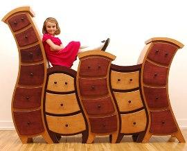 необычная мебель фото