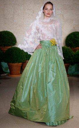 модные свадебные платья фото