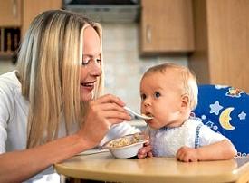 Схема введения прикорма ребенку до года. Как правильно вводить прикорм, таблица прикорма детей