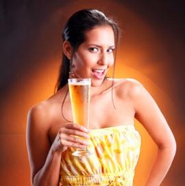 Пиво для красоты и водка для уборки: альтернативное использование алкоголя