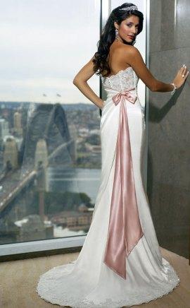 свадебное платье глазами жениха