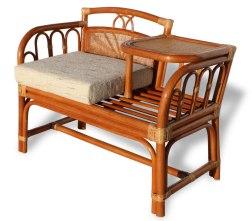 фотографии плетеной мебели
