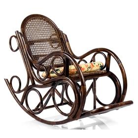 плетеное кресло фото