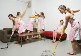 Самая современная уборка квартиры: заказ на чистоту