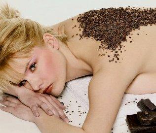 Шоколадные ванны и шоколадное обертывание в домашних условиях