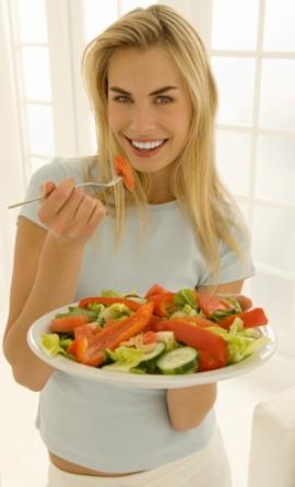 продукты с отрицательной калорийностью: сельдерей и ко