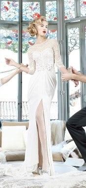 свадебное платье 2013