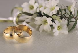 Свадебные не мелочи – обручальные кольца