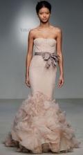 модные свадебные платья 2012 года, фото новых коллекций