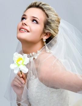 Свадебный макияж невесты: советы для свадебного макияжа, подготовка к свадебному макияж, макияж невесты 2010