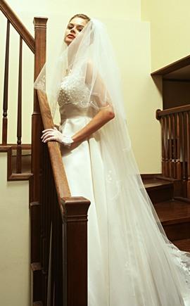 Цвет для платья невесты: только не белый