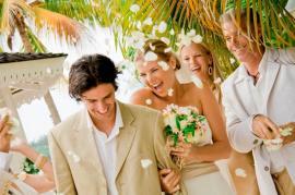 цветы на свадьбе фото