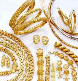уход за золотыми украшениями, чистим золотые украшения