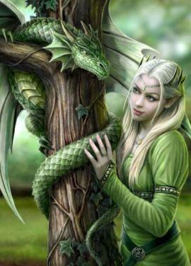 в каком цвете встречать новый год дракона 2012