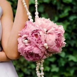 весенний букет невесты - фото-подборка