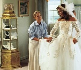 выбор салона свадебных платьев