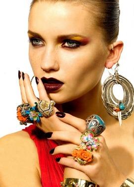 Выбор украшений: кольца, колье, браслеты, серьги. Основные правила выбора