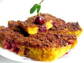 вишневый пирог рецепт с фото от NameWoman