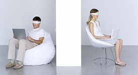 Женщина в интернете. Клуб по интересам или бегство от одиночества?