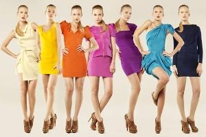 Как выбрать идеально подходящий вам цвет одежды