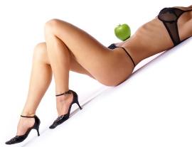 яблочный уксус от целлюлита: польза, применение, рецепты