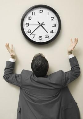 задержки на работе, как все успевать на работе