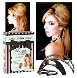 Заколка для объема волос bumpits – простой секрет красавицы