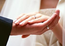 Завяжите кольца – волшебная сила обручального кольца