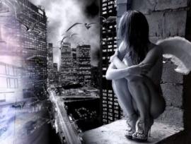 Женщина-Ангел и Женщина-Демон - два полюса в одном гармоничном совершенстве