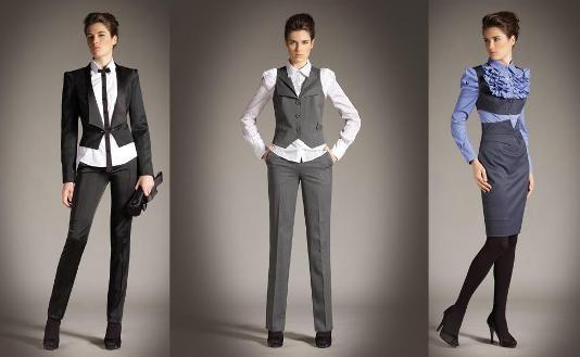 Женская одежда для офиса модный